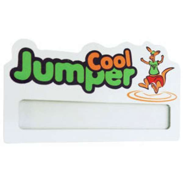 "Бейдж ""Jumper Cool"""